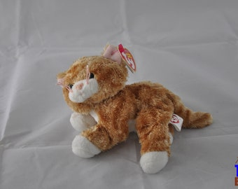 Tabbles the Cat 2006 Ty Beanie Baby
