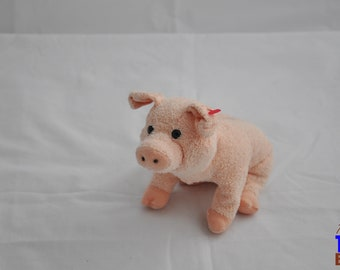 """Wilbur the Pig 2006 Ty Beanie Baby From """"Chalotte's Web"""""""