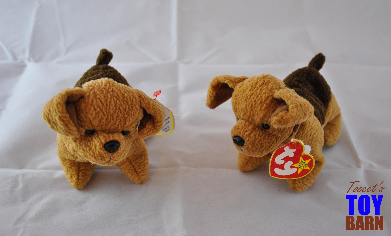 6dd1b995f47 Tuffy the Terrier Dog Vintage 1996 Ty Beanie Baby