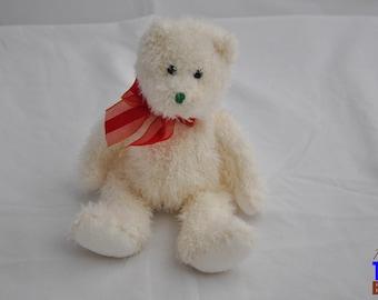 2004 Holiday Teddy Ty Beanie Baby