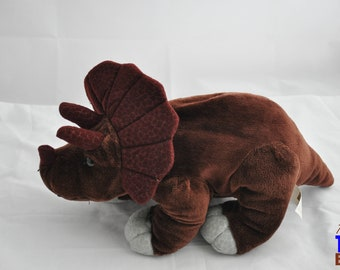 Triceratops Dinosaur Plushie from Kohl's Cares For Kids