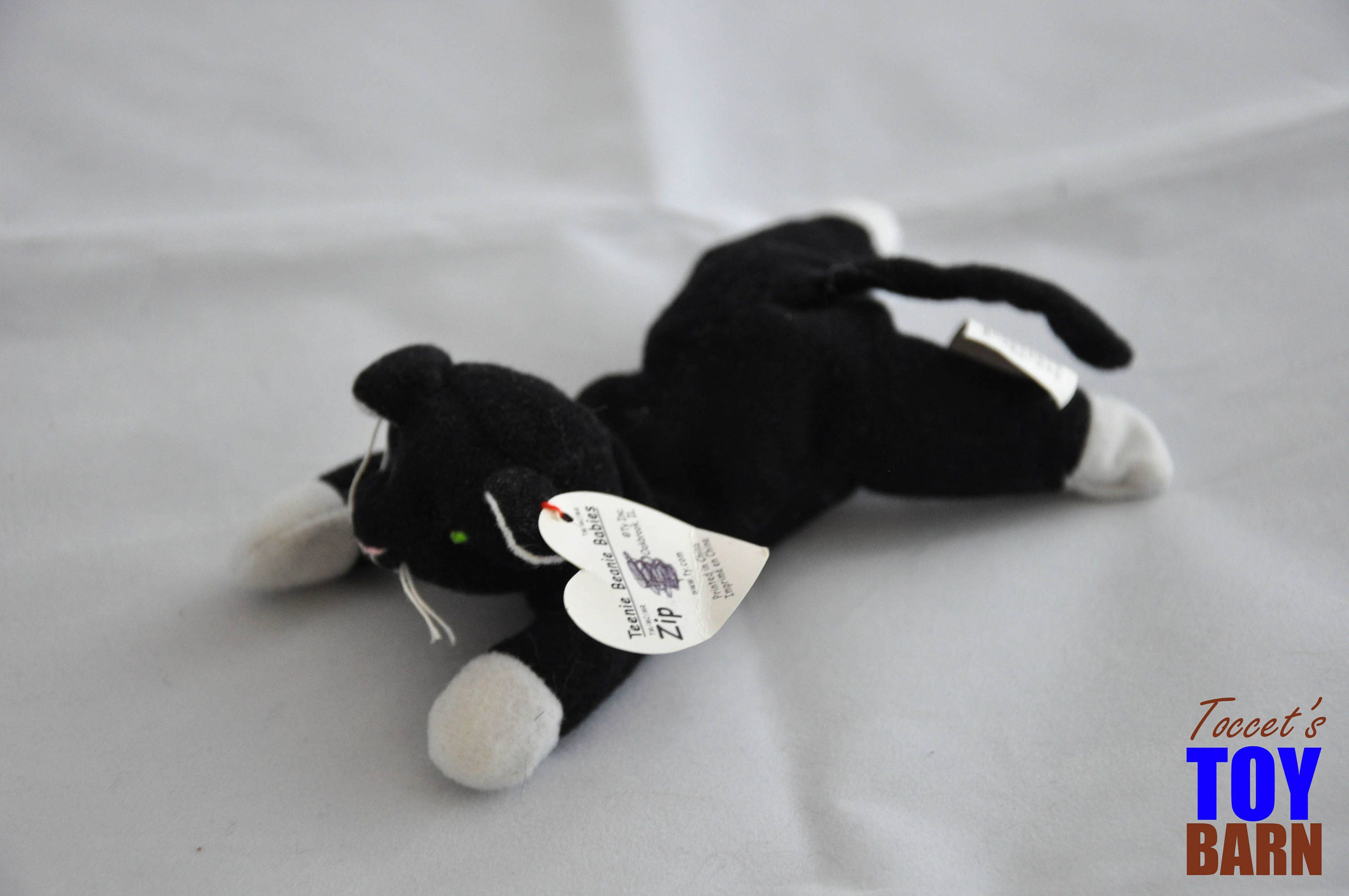 Zip the Cat  Vintage 1994 Ty Beanie Baby 66073e530cc