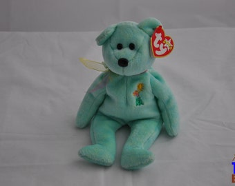 Ariel the Bear Vintage 2000 Ty Beanie Baby