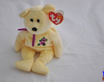 2002 Mother the Bear Mother's Day Ty Beanie Baby