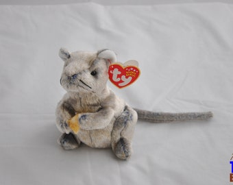 Cheddar the Mouse 2002 Ty Beanie Baby
