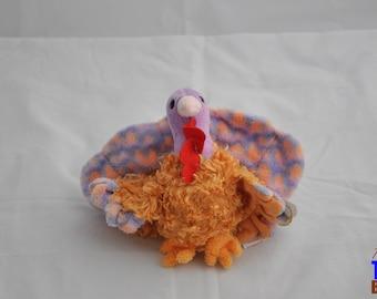 Tommy the Turkey 2002 Ty Beanie Baby