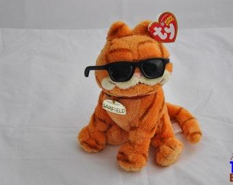 Cool Cat 2004 Ty Beanie Baby for Garfield Movie