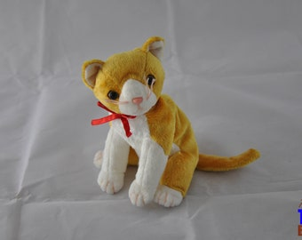 Tangles the Cat 2003 Ty Beanie Baby