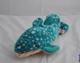 Poseidon the Whale 2002 Ty Beanie Buddy
