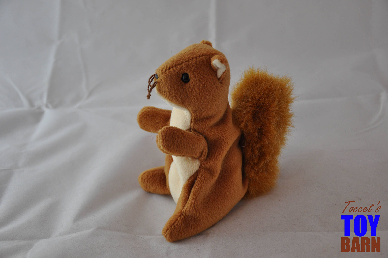 dbcac696915 Woodland Beanie Baby Set  Vintage Ty 1996 Sly the Fox