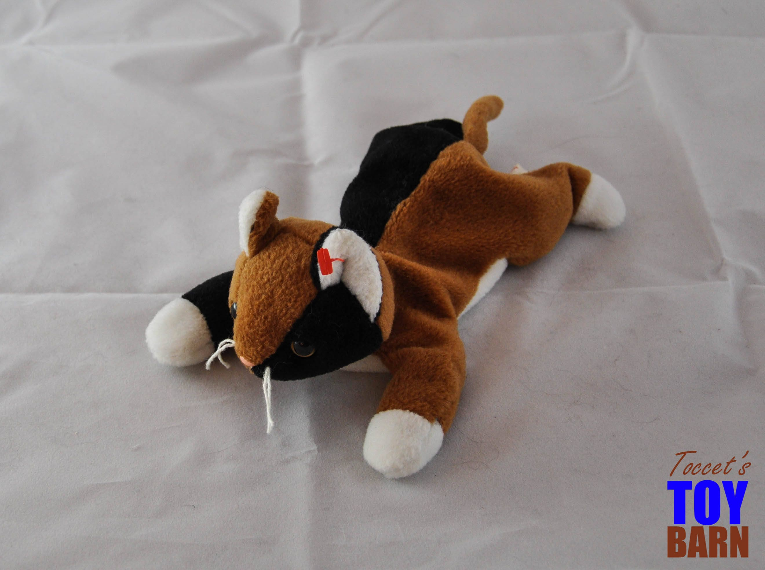 5ab17ee6c3a Chip the Cat Vintage 1996 Ty Beanie Baby