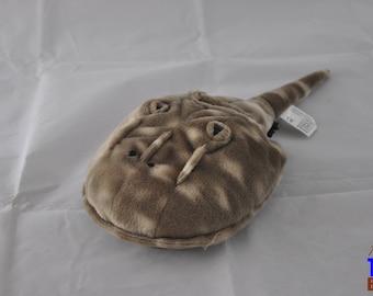 Fiesta Horseshoe Crab Beaned Plush Stuffed Animal