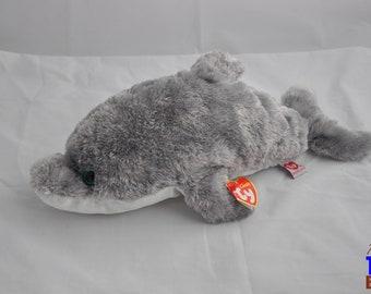 Skimmer the Dolphin 2002 Ty Beanie Buddy