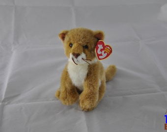 Manes the Lion 2005 Ty Beanie Baby
