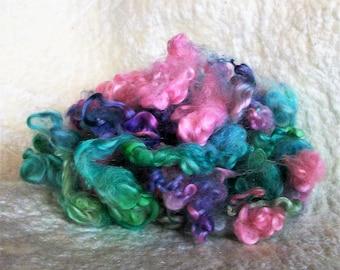 Curly Sheep Locks/0.5oz/Mermaid Colorblend