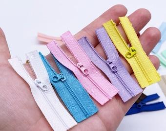 Mini Zippers