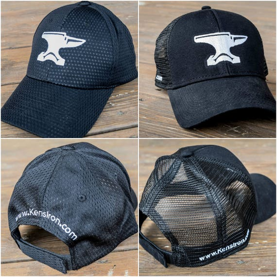 Blacksmith Anvil Jersey or Mesh Baseball Caps   Hats  10204855ccd