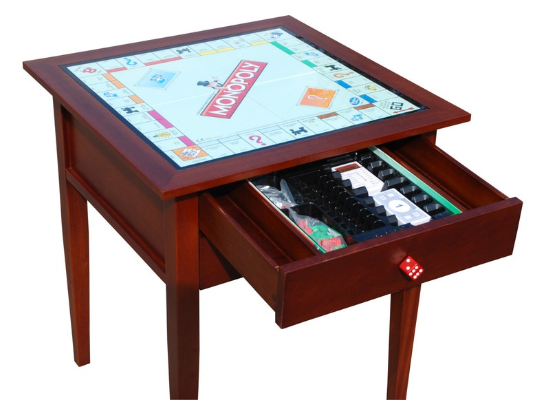 Monopoly Table Games Table