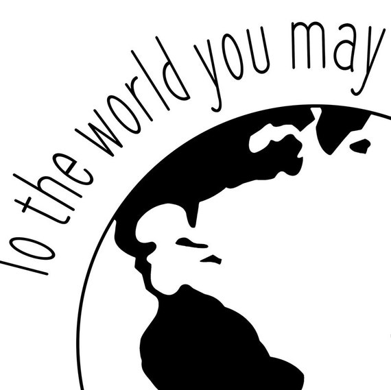 To The World You May Be One Person Dr Seuss Quote Love Etsy