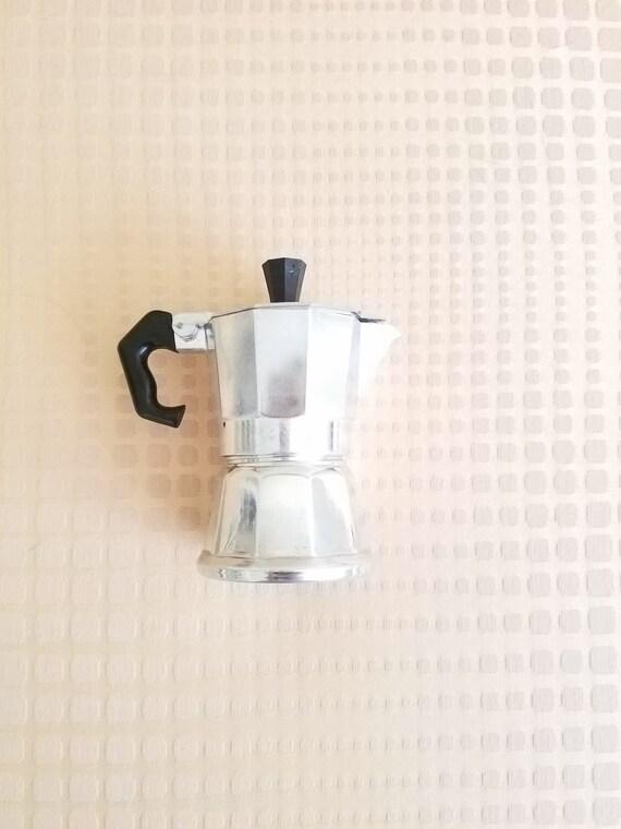 Vev Vigano Espresso Maker Moka Pot One Cup Vintage Italian Etsy