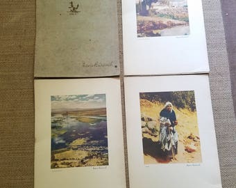 Mario Bucovich Mexico Lindo Prints Portfolio Volume 1 Fine Art Photography 4 prints