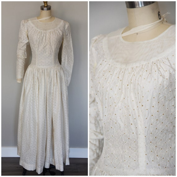 1940s Wedding Dress | Gorgeous 40s Wedding Dress i