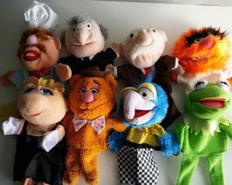Muppets Etsy