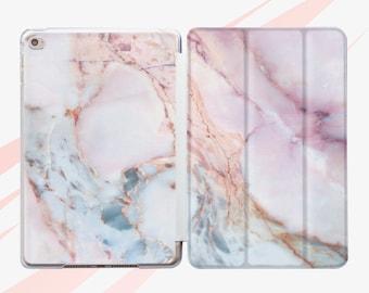 Marble iPad Smart Cover Pro 10.5 Case 9.7 2018 12.9 Mini 4 Air 2 RA2129 Ipad air case | Etsy