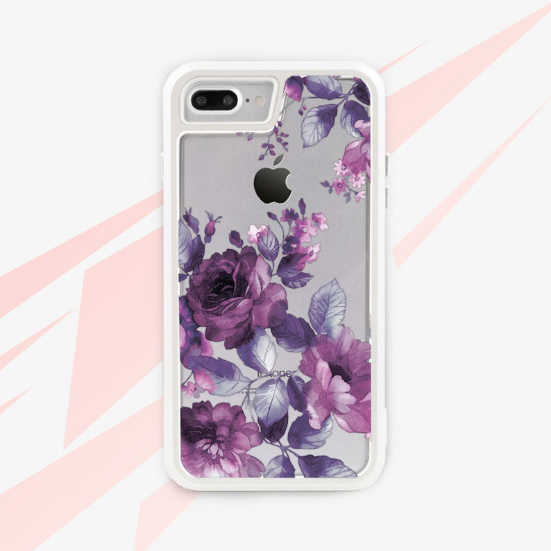 iphone 8 floral phone case