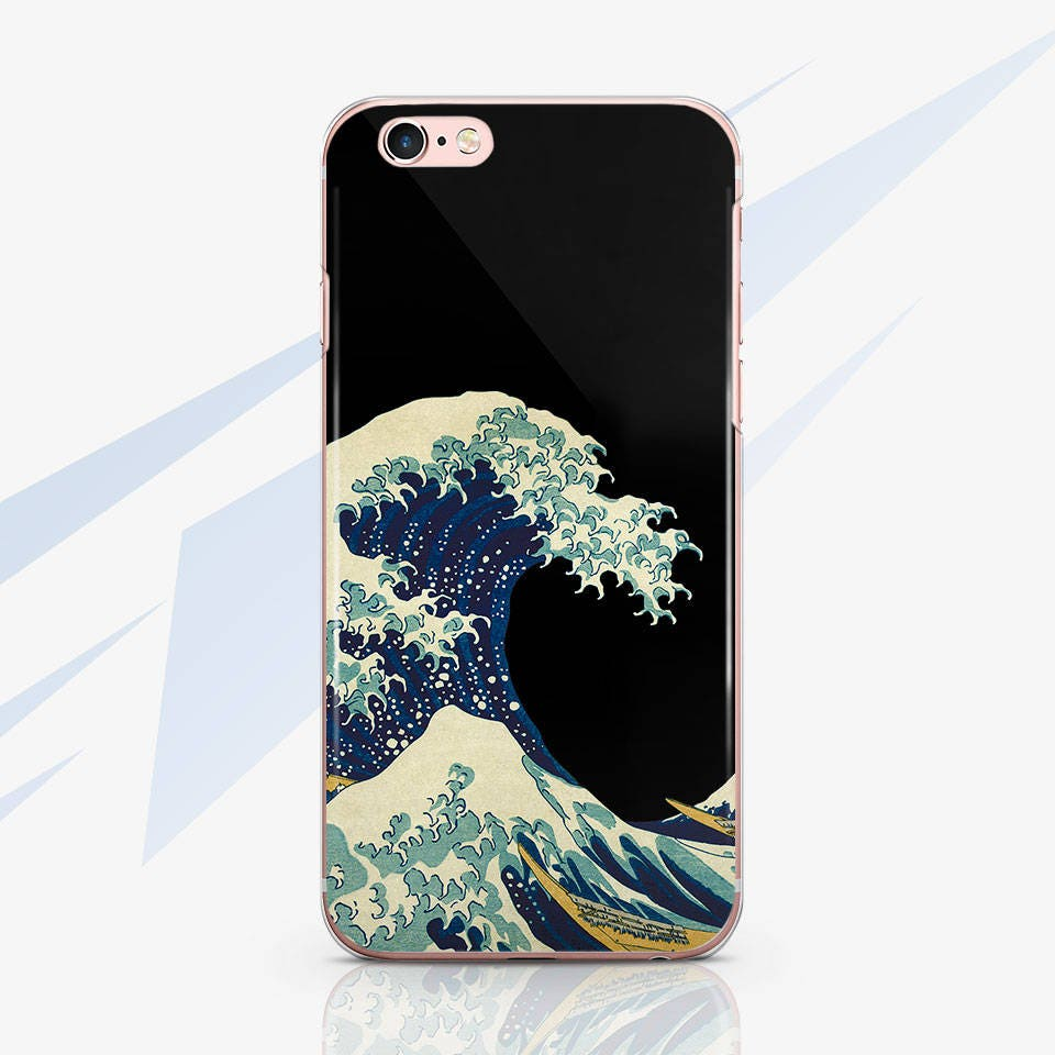 wave iphone 7 case