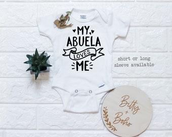 My Nana in Florida Loves Me Toddler//Kids Short Sleeve T-Shirt