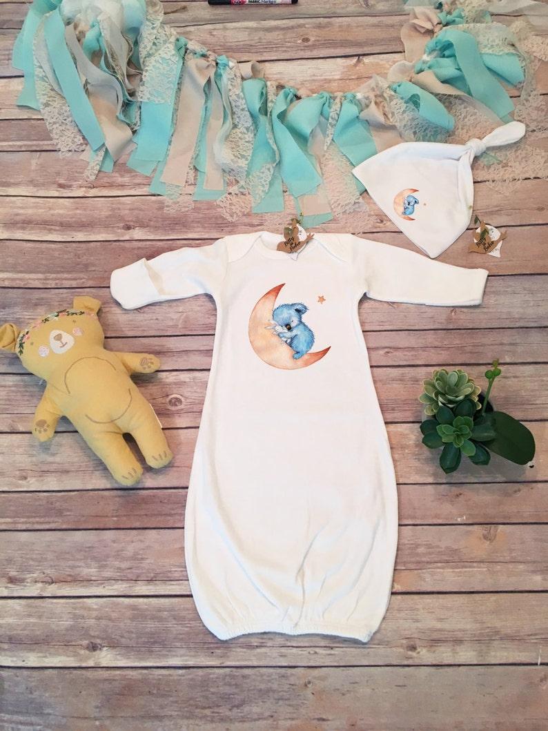 85e214dad Baby Gift Set Baby Sleep Sack Baby Sleep Gown Newborn Boy | Etsy