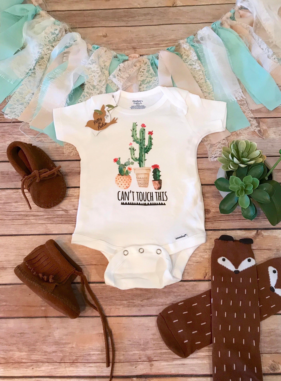a72198cec Cactus Onesie® Funny Onesies Funny Baby Onesies Baby ... - photo#1