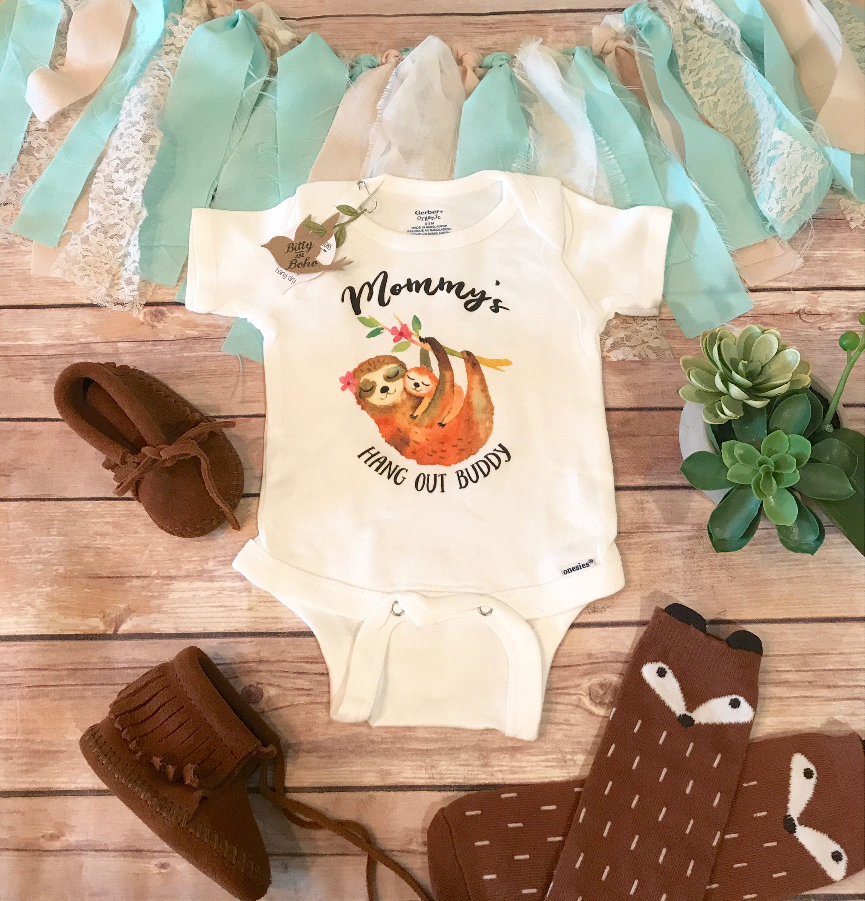 3ffcccc2c Unique Baby Gift Hipster Baby Clothes Baby Girl Clothes | Etsy