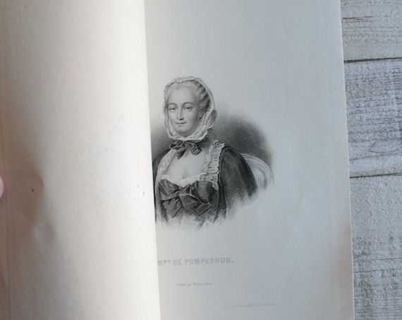 Old steel engravings by Henri Martin, 1860, Fine Old Portraits, Portraits and Vignettes, History of France, LIV181575