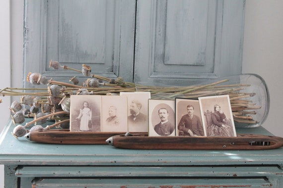 6 old French photographs, 19th century photo, PHOT191851