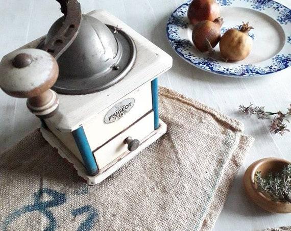 Old coffee grinder Peugeot, coffee machine, CAF191873