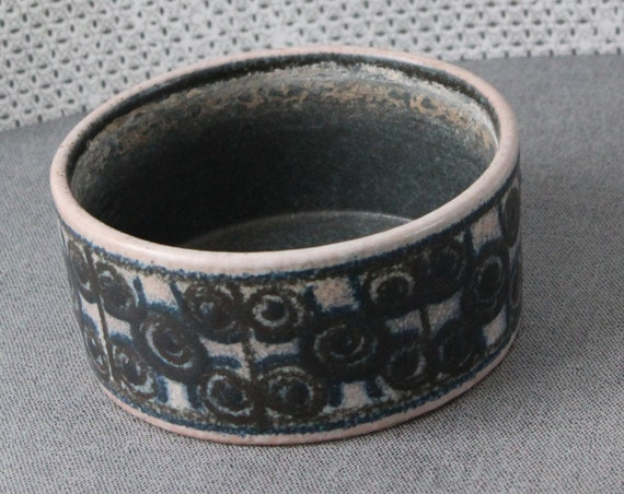 Vase in ceramic, ceramic and pottery, signed SAXXA,  grey ceramic, art pottery, cera160448