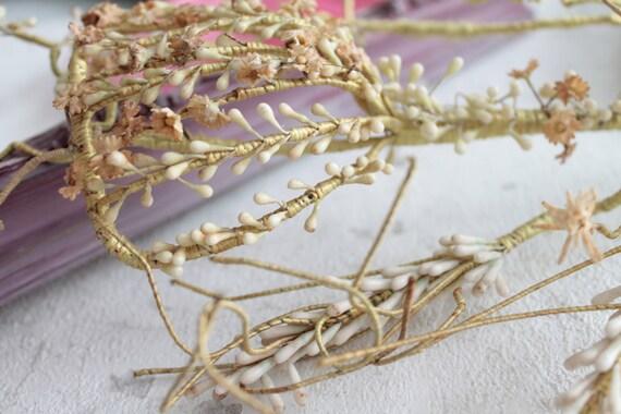 Antique bouquet, wax bride bouquet, unique bouquet, wax flowers, gift for bride, antique flowers