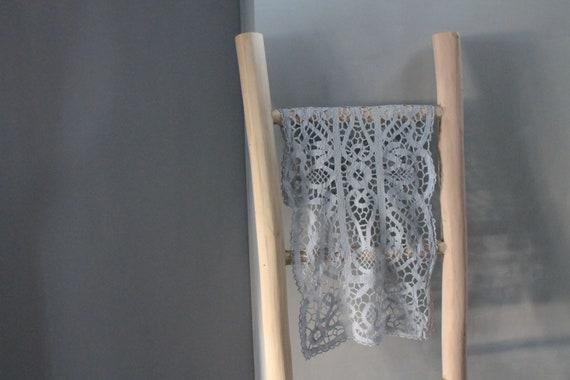 Blue crochet lover dyed in vegetable dye, NP201905
