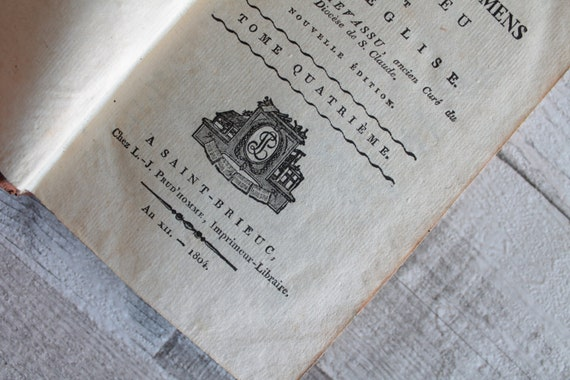Religious book in 1804, parish missionary Conference on the commandments of God, 1804, LIV181572