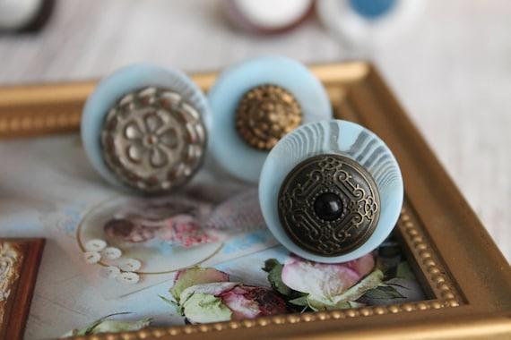 Bague en boutons fantaisie pour femme, bijou féminin, Cadeau maman, Cadeau pour elle, cadeau fête des mères