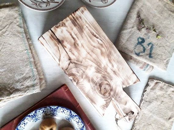 French Wood Cutting Board, Cook Board, Cutting Utensil, Bread Board, Kitchen decoration, PLCH191883