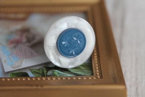 Bague fantaisie pour femme, bijou féminin, bague bouton ancien , Cadeau maman, Cadeau pour elle, cadeau fête des mères