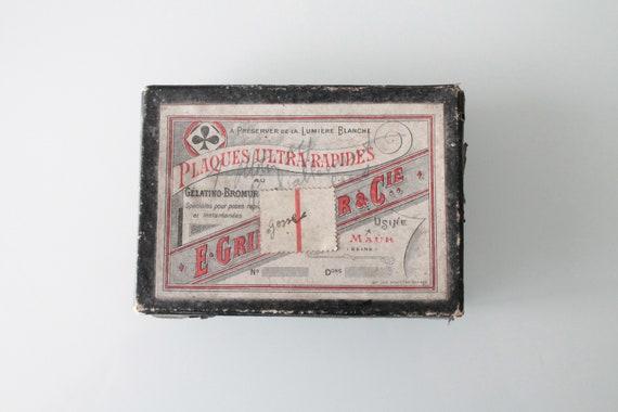 Plaques photographiques anciennes, Vues instantanées, Cliché photo, Photographies anciennes, plaques gélatino bromure d'argent, PHOT181604