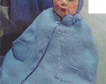 Baby Cape Vintage Etsy Nl