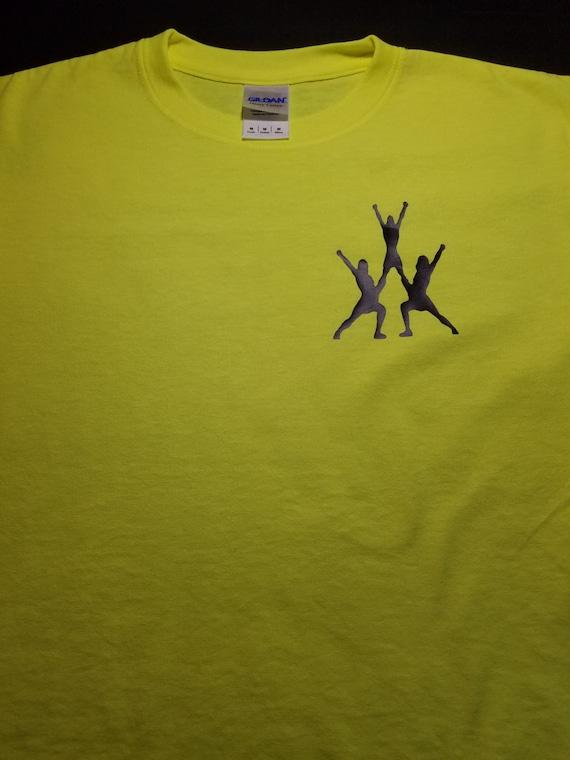 Cheer Cheerleaders lift Athletes! Cheerleader Cheer Shirt Cheer Mom//Dad