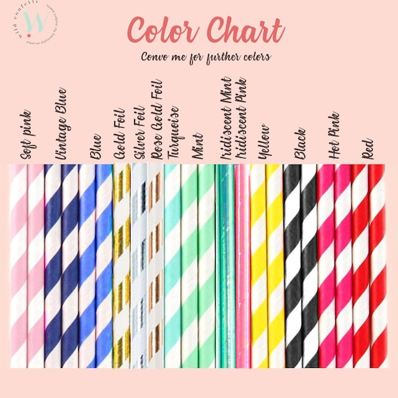 Christmas Straws with Flags Hipster Paper Straws Pack of 5.