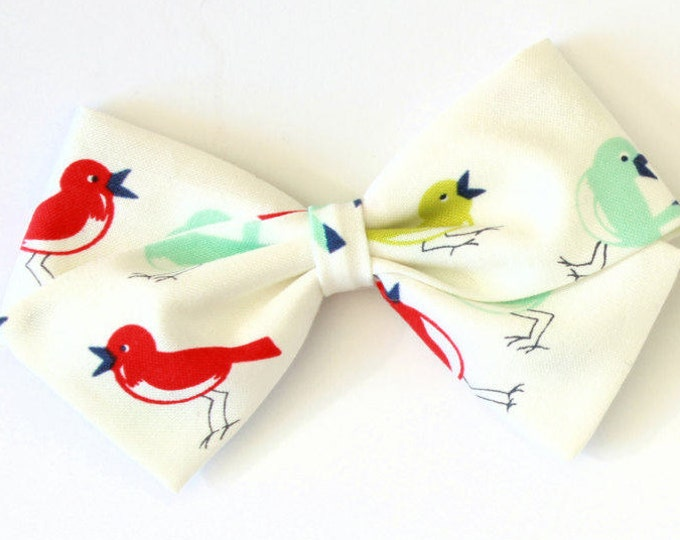 Bird Hair Bow