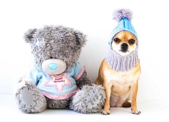 Benutzerdefinierte Hund Hut häkeln junge Hund Hut gehäkelte   Etsy